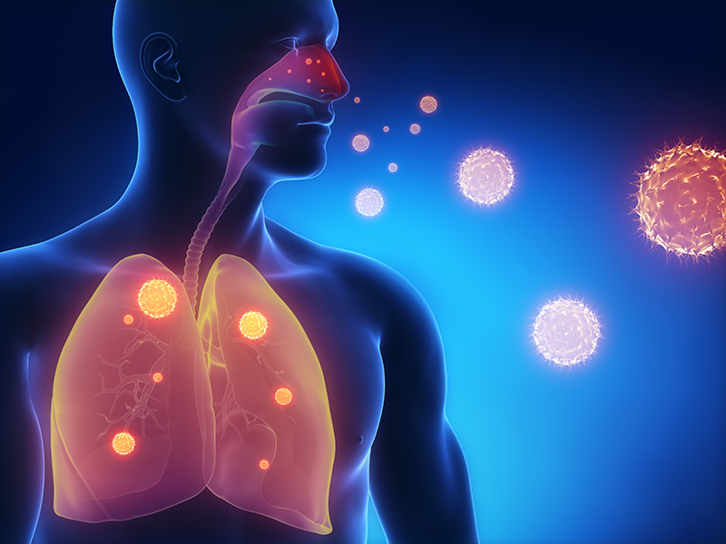 PVO izpētīs jaunas liecības par koronavīrusa izplatīšanos gaisā