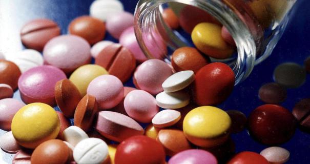 Zāļu realizācijas apjoms aprīlī par 8% mazāks nekā martā