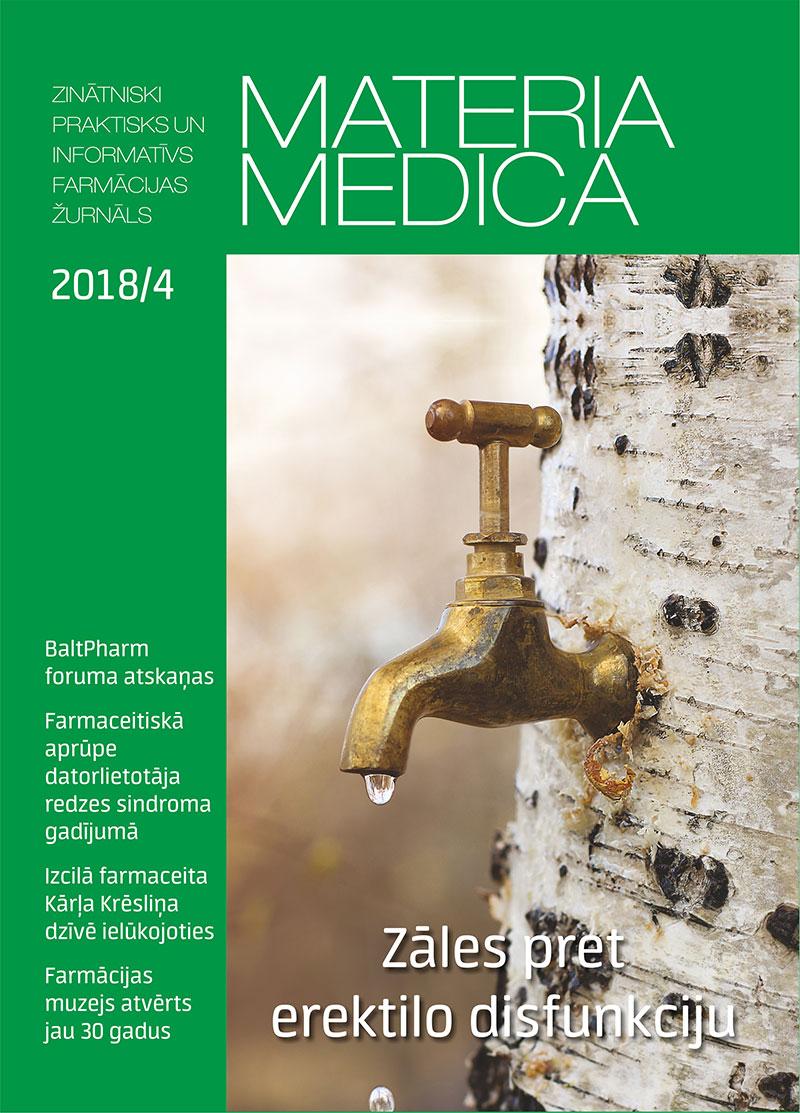 """Jaunajā """"Materia Medica"""" – """"BaltPharm forum"""" apskats par tendencēm farmācijā citviet"""