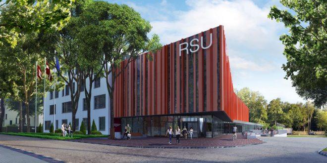 RSU izsludina konkursu par būvprojektu farmācijas studiju telpu un pētnieciskās laboratorijas izveidei