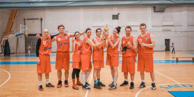 """LFB basketbola turnīrā uzvar """"Latvijas aptieka"""""""