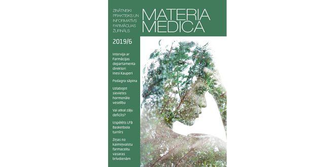 """Jaunajā """"Materia Medica"""" – par zāļu pieejamības jautājumiem Latvijā un pasaulē"""