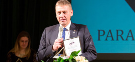"""""""Grindeks"""" valdes priekšsēdētājs Juris Bundulis atstājis amatu"""