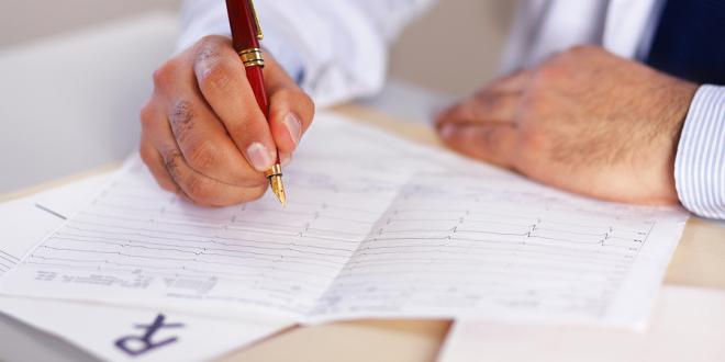 Veselības inspekcija brīdina par zagtām recepšu veidlapām