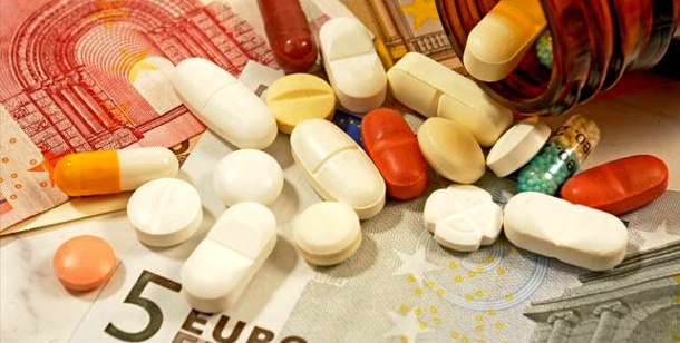 Igaunijas zāļu tirgus gada otrajā ceturksnī pieaudzis par 2%