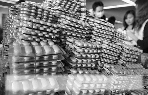 ASV aptieka iesūdz tiesā Narkotiku apkarošanas aģentūru par zāļu konfiskāciju